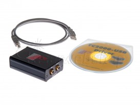 TC2000 SMPTE USB